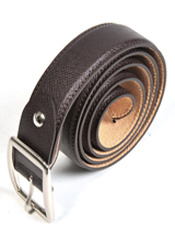 Torchwood LeatherBelt (DarkBrown)